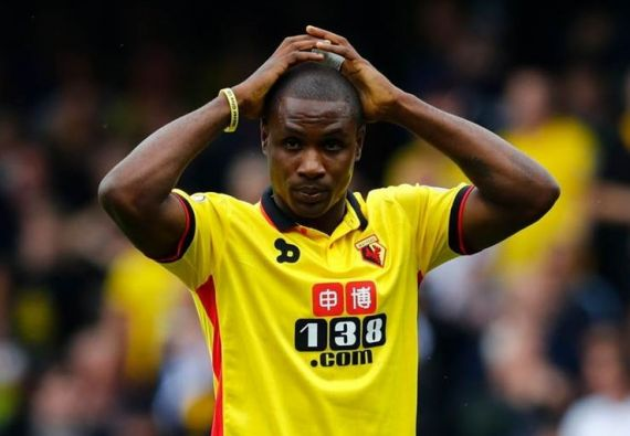ادیون ایگالو - Odion Ighalo